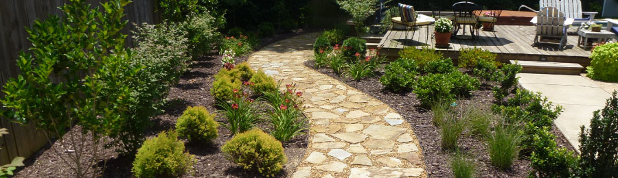 Hardscape Design and Installation - Annual/Perenial Beds